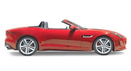 New Arrival - Jaguar F-Type S